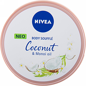 Κρέμα σώματος NIVEA Coconut oil (200ml)