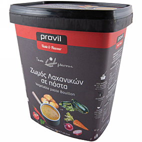 Ζωμός PROVIL λαχανικών σε πάστα (1kg)