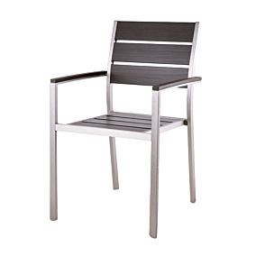 Καρέκλα RESORT LINE αλουμινίου 54x58x45/88cm