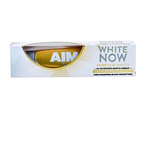 Οδοντόκρεμα AIM Forever White (75ml)