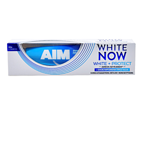 Οδοντόκρεμα AIM White Protect (75ml)
