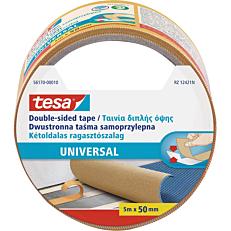 Ταινία TESA διπλής όψης, γενικής χρήσης 5m x 50mm