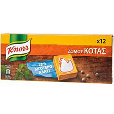 Ζωμός KNORR κότας με 25% λιγότερο αλάτι (6lt)