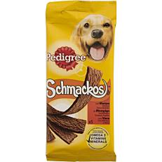 Σνακ PEDIGREE σκύλου schmackos μοσχάρι (5τεμ.)