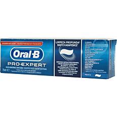 Οδοντόκρεμα ORAL B pro-expert deep clean (75ml)