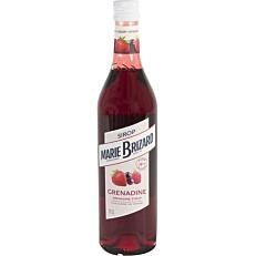 Σιρόπι MARIE BRIZARD γρεναδίνη χωρίς αλκοόλ (700ml)