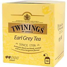 Τσάι TWININGS earl grey (10x2g)