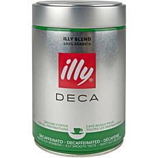 Καφές ILLY espresso decaf (250g)