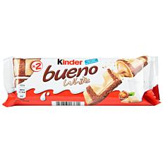 Σοκολάτα KINDER BUENO white (30x39g)