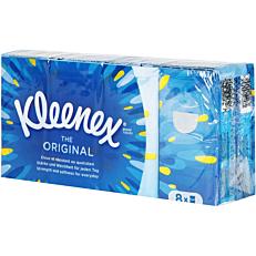 Χαρτομάντηλα KLEENEX originals τσέπης (8τεμ.)
