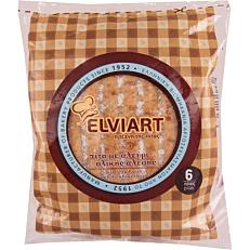 Πίτα ELVIART ολικής κατεψυγμένη (6τεμ.)
