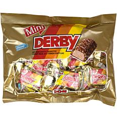 Γκοφρέτα ΙΟΝ Derby Mini σοκολάτα γάλακτος με crisp rice και γέμιση καρύδας (270g)