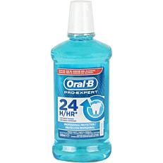 Στοματικό διάλυμα ORAL B pro expert 24hr professional protection(500ml)