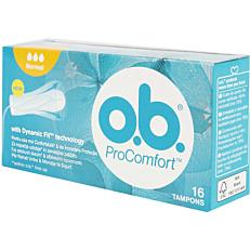Ταμπόν O.B. Pro Comfort Normal (16τεμ.)