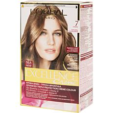 Βαφή μαλλιών L'OREAL excellence ξανθό no.7