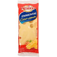 Τυρί PRESIDENT emmental 45% λιπαρά (250g)