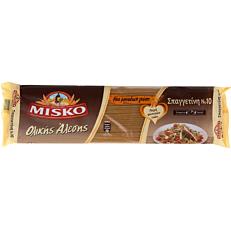 Μακαρόνια MISKO σπαγγέτι Νο.10 (500g)