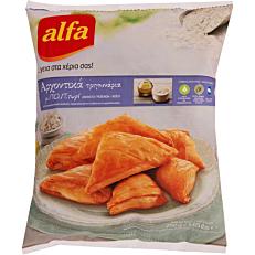 Πιτάκια ALFA αρχοντικά τρίγωνα με τυρί κατεψυγμένα (1τεμ.)