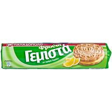 Μπισκότα ΠΑΠΑΔΟΠΟΥΛΟΥ γεμιστά με λεμόνι (200g)
