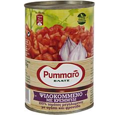 Τοματάκι PUMMARO ψιλοκομμένο με κρεμμύδι (400g)