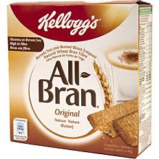 Μπάρα δημητριακών KELLOGG'S All Bran (6x40g)