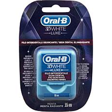 Οδοντικό νήμα ORAL B 3d whitening (35m)