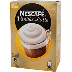 Καφές NESCAFÉ café vanilla (8τεμ.)
