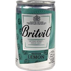Αναψυκτικό BRITVIC bitter lemon (150ml)