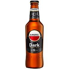 Μπύρα AMSTEL Dark (330ml)