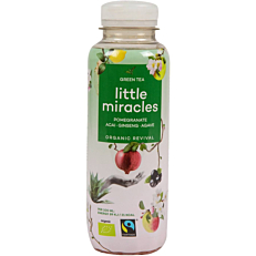 Αφέψημα LITTLE MIRACLES πράσινο τσάι (330ml)