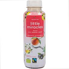 Αφέψημα LITTLE MIRACLES μαύρο τσάι (330ml)