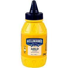 Μουστάρδα HELLMANN'S απαλή (250g)