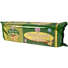 Χαλβάς ΑΦΟΙ ΧΑΪΤΟΓΛΟΥ Μακεδονικός με φυστίκια (2,5kg)