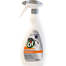 Καθαριστικό CIF oven & grill clean professional (750ml)