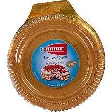 Μείγμα ΓΙΩΤΗΣ τούρτα βανίλια (400g)