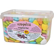 Κουφέτα ΒΙΑΠ Νο500 καρδούλες (2kg)