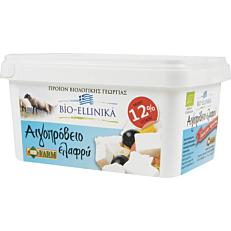 Λευκό τυρί ΒΙΟΦΑΡΜ ελαφρύ αιγοπρόβειο βιολογικό (bio) (400g)