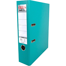 Κλασέρ HERLITZ max file Α4 8cm τυρκουάζ