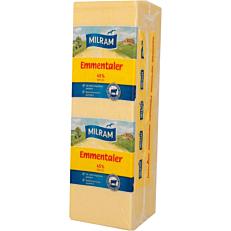 Τυρί MILRAM emmental Γερμανίας (~3kg)