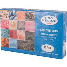 Γαρίδες black tiger 31-40 κατεψυγμένες (800g)