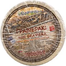 Τυρί ΚΑΛΟΓΕΡΑΚΗΣ γραβιέρα Κρήτης (~1,5kg)