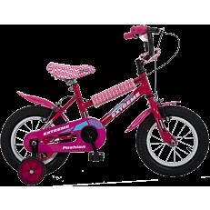 """Ποδήλατο BMX Extreme 18"""" φούξια"""