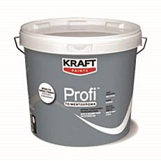 Τσιμεντόχρωμα KRAFT Profi γκρι (3lt)