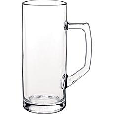 Ποτήρι μπύρας BORGONOVO Reno 37,5cl Φ7x16cm
