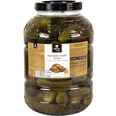 Αγγουράκια τουρσί MASTER CHEF σε άλμη (2,7kg)