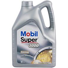 Λιπαντικό MOBIL Super3000 5W40 (5lt)