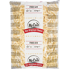 Πατάτες MCCAIN κατεψυγμένες 6x6 (2,5kg)