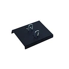 Βάση ημερολογίου πλαστική, σιδερένια με διχάλα