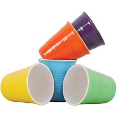 Κούπα πορσελάνης σε 6 χρώματα 14cl