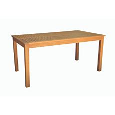 Τραπέζι MIMOSA GARDEN με ξύλο ευκάλυπτου fsc 160x90cm